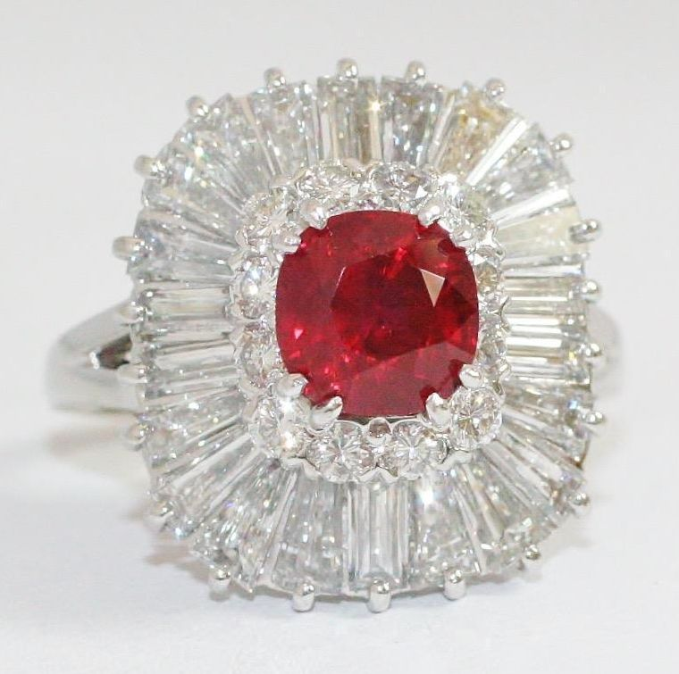 Sell a Ruby Ring - Baton Rouge