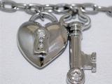 Sell a Tiffany Heart Key Bracelet