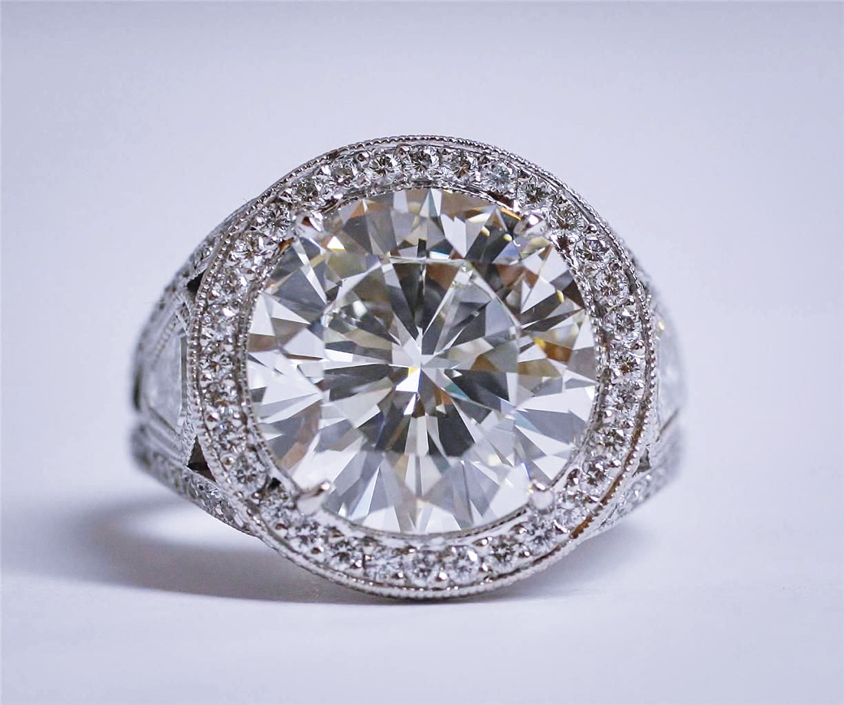 5 Carat Diamond Ring