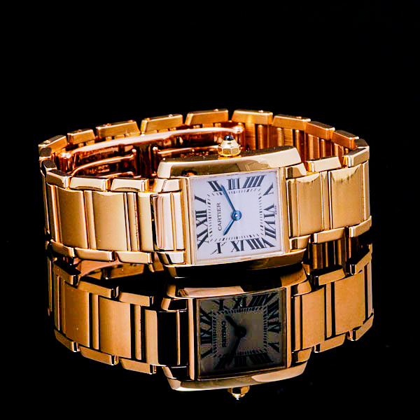 Sell_Pre-Owned_Cartier_Gold_Watches
