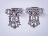 Sell_Art_Deco_Diamond_Earrings
