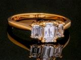Sell_Emerald_Cut_Diamond_Rings