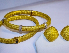 Roberto Coin Gold Estate Jewelry